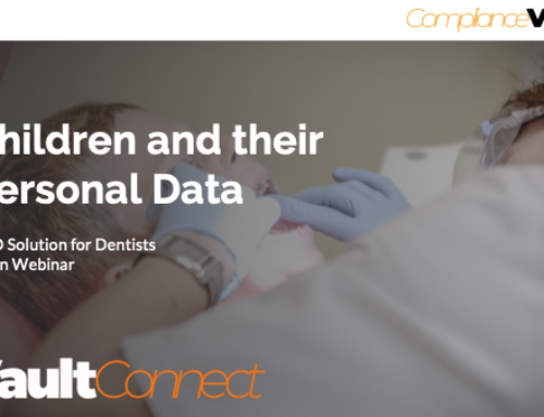 Webinar: Children and their Personal Data