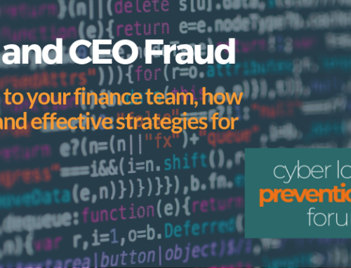 Webinar: Invoice Hijack, CEO Fraud and how to avoid it