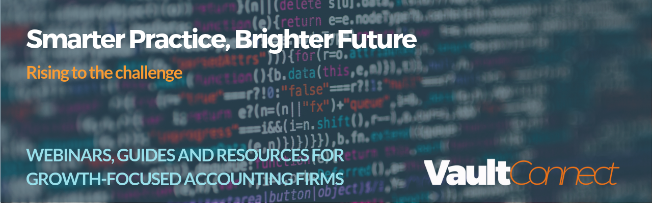 VaultConnect MRWS Corporate Solutions and Cevitr come together to deliver Smarter Practice, Brighter Future resources for growth focused accountancy firms