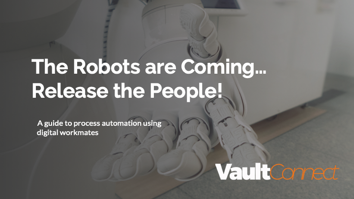 The Robots are Coming... Release the People!