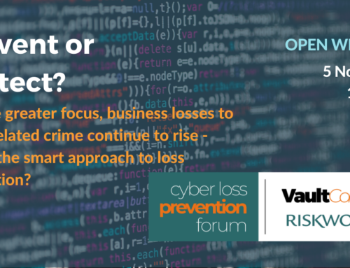 Webinar: Prevent or Protect?  Is there a Smarter Approach to Preventing Cyber Loss?